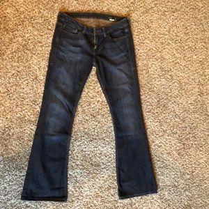 William Rast flare jeans